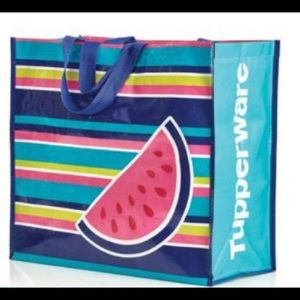 New! Two Tupperware summer jam totes (2)